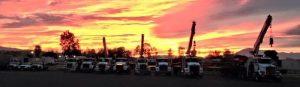 Heavy Equipment Moving Bakersfield, Crane Rental Bakersfield, Eagle Trucking & Crane