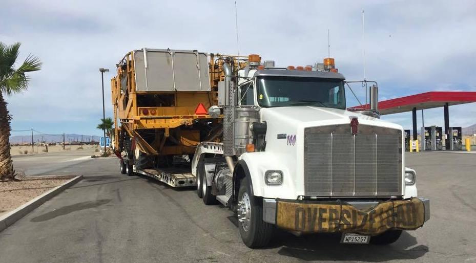Heavy Equipment Moving Bakersfield | Crane Rental Bakersfield